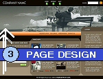 art/music web templates/low cost music web site templates