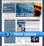 construction | Industrial web templates